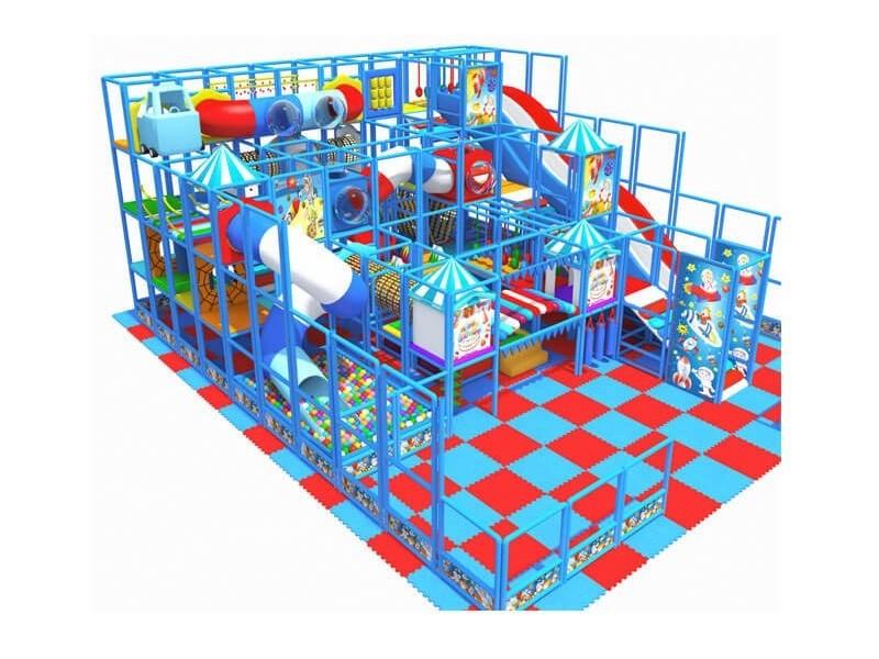 Mega Slide Pool 12,28 X...