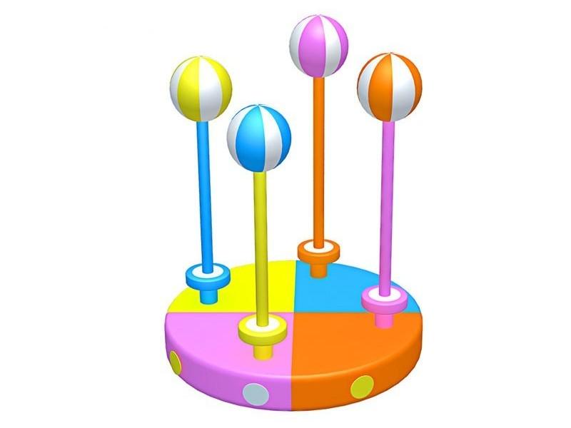Jumping Balls