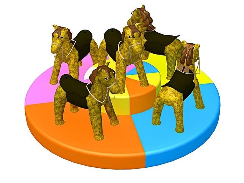 Mini Pony Carousel