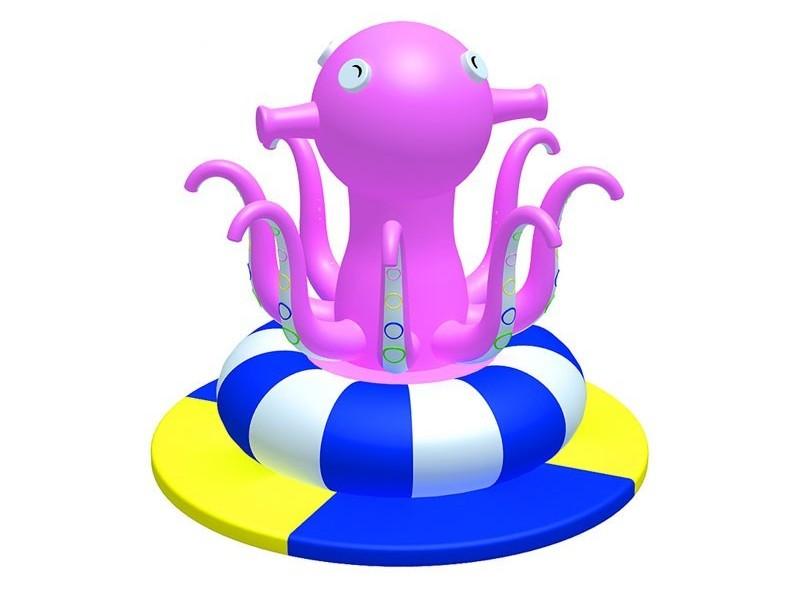 Rotating Octopus
