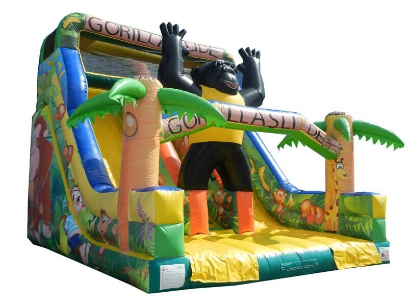 Gorilla Slide