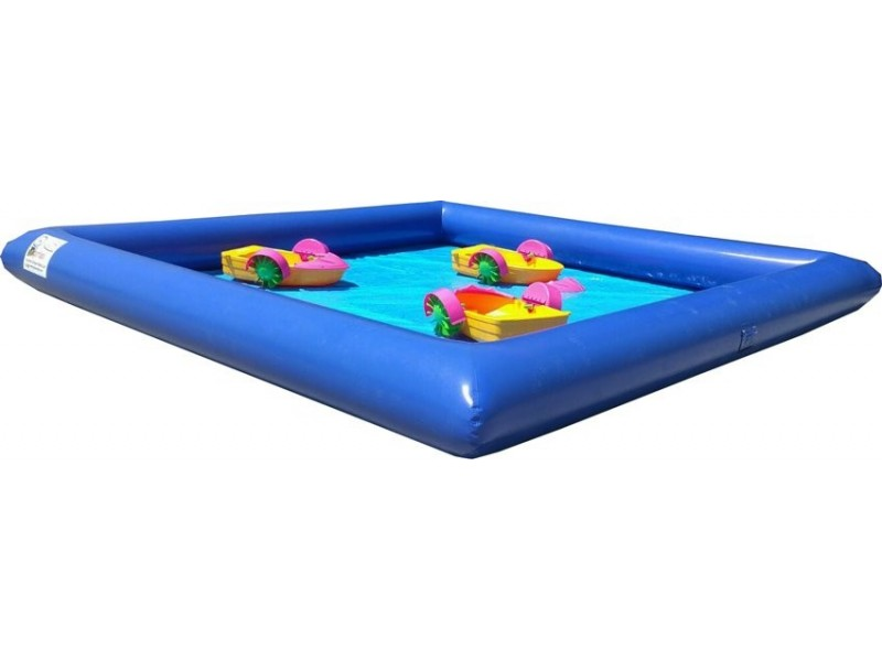 Inflatable pond 10 X 6