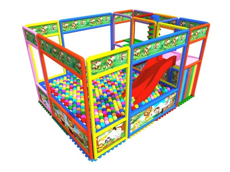 Play Pool 04 3,32 X 4,40 X 2,50
