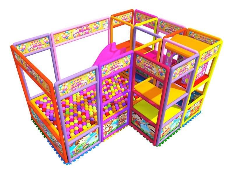 Play Pool 05 3,32 X 4,40 X 2,50