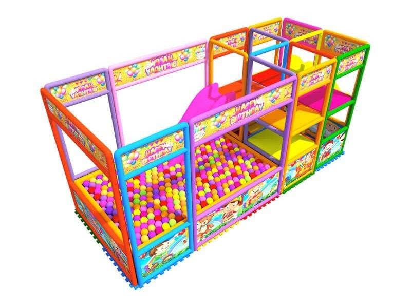 Play Pool 06 2,24 X 7,20 X 2,50