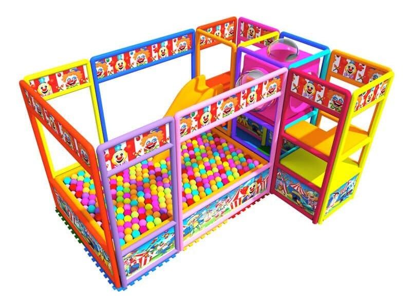 Play Pool 08 3,32 X 4,40 X 2,50
