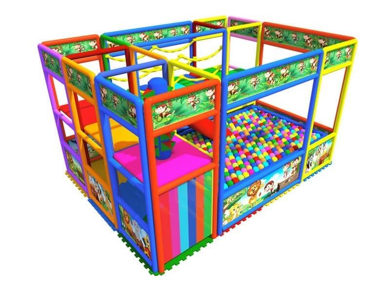 Play Pool 09 3,32 X 4,40 X 2,50